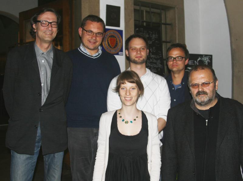 SPD OV Altstadt Vorstandschaft