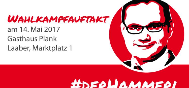 Wahlkampfauftakt 2017