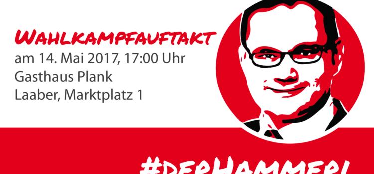 SPD startet in den Bundestagswahlkampf